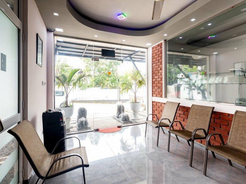 Отель Yoho Royal Mount Residence
