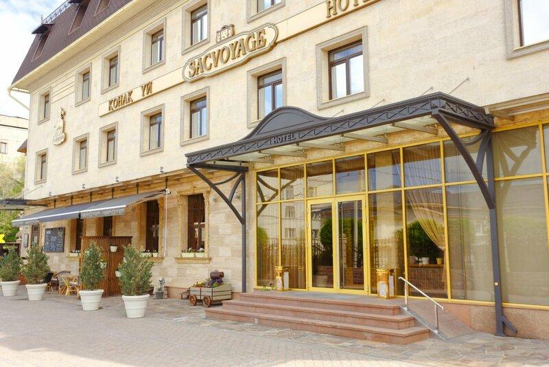 Отель Sacvoyage