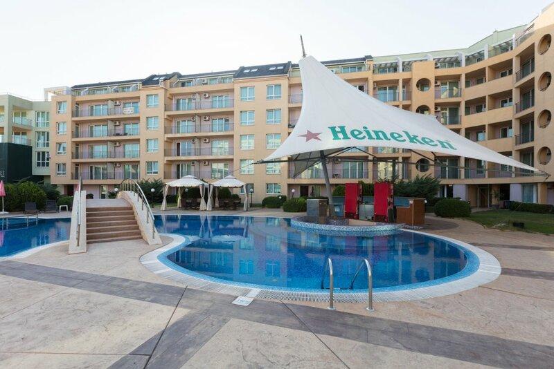 Апартаменты Polo Resort Bn