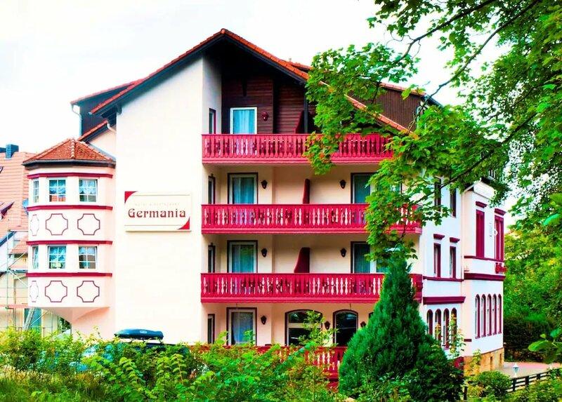 Regiohotel Germania Bad Harzburg