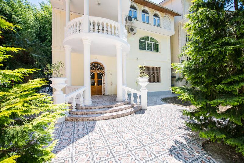 Дом у Дендрария