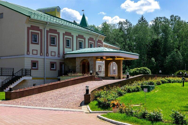 Бутик-отель Богородское