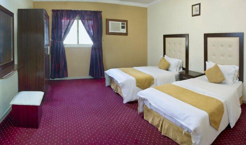 Al Farhan Hotel Suites Al Salam