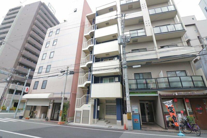 Hg Cozy Hotel No. 23 Namba Station