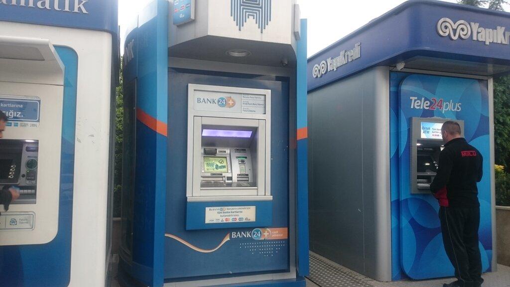 банкоматы турции фото горной