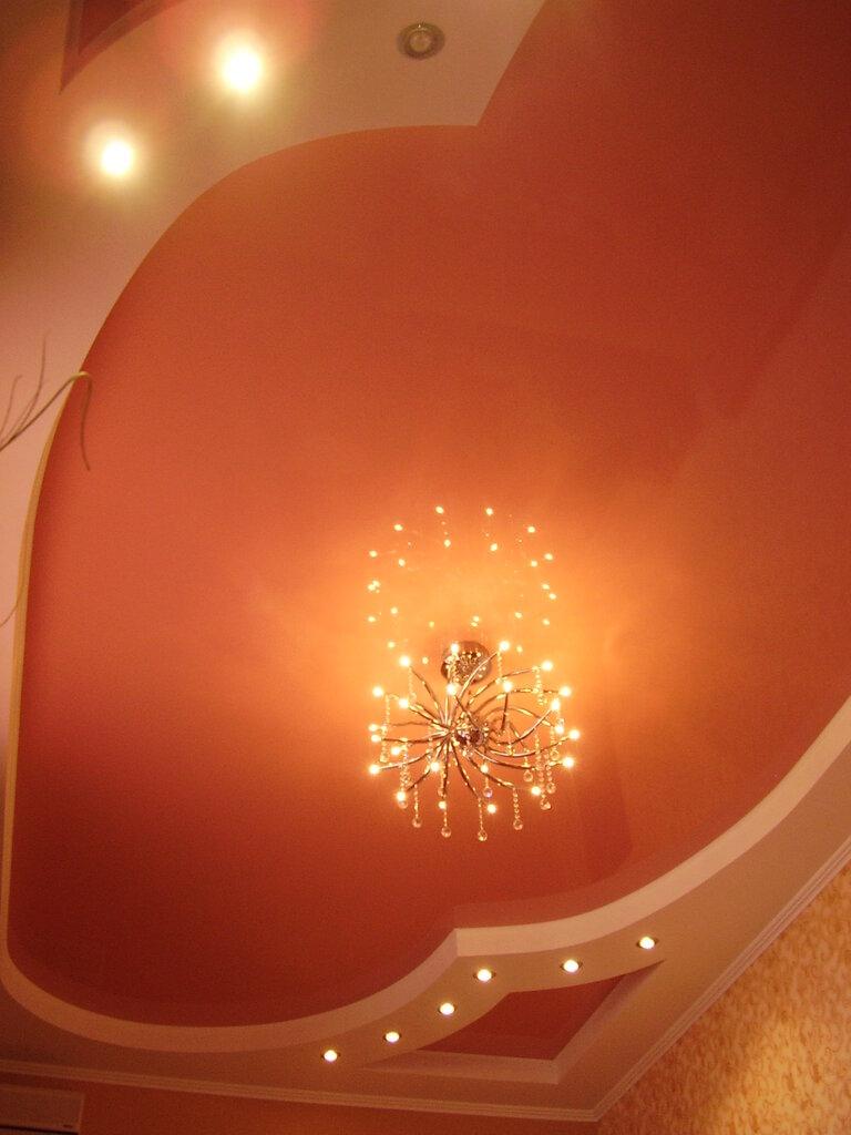 натяжные и подвесные потолки — Натяжные потолки в Геленджике - New Ceilings — Геленджик, фото №5