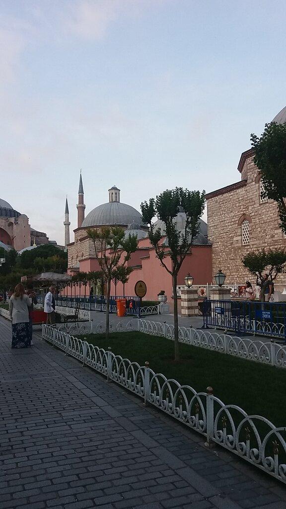 hamamlar — Ayasofya Hürrem Sultan Hamamı — Fatih, photo 1