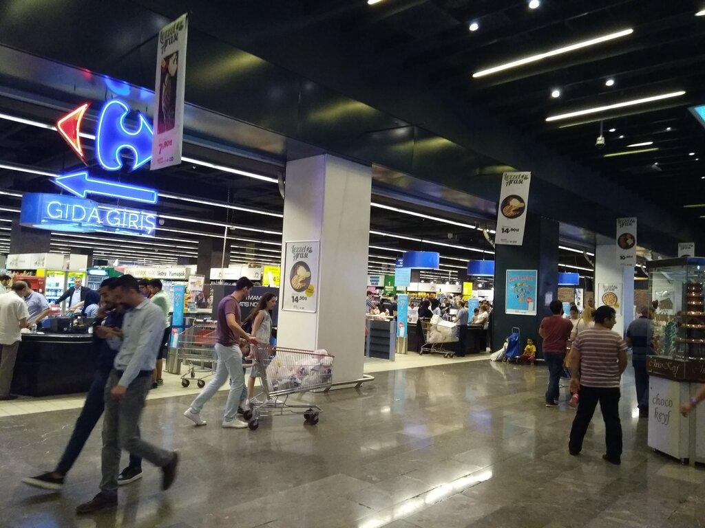 hipermarket — CarrefourSA — Bakırköy, photo 1