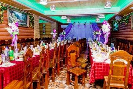 Турбазо-гостинично-ресторанный комплекс Теремки