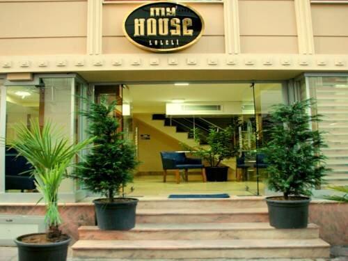 otel — My House Laleli — Fatih, photo 1