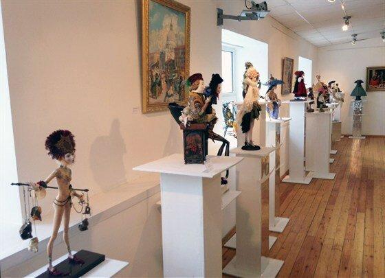 организация и обслуживание выставок — Кукольная коллекция — Москва, фото №2