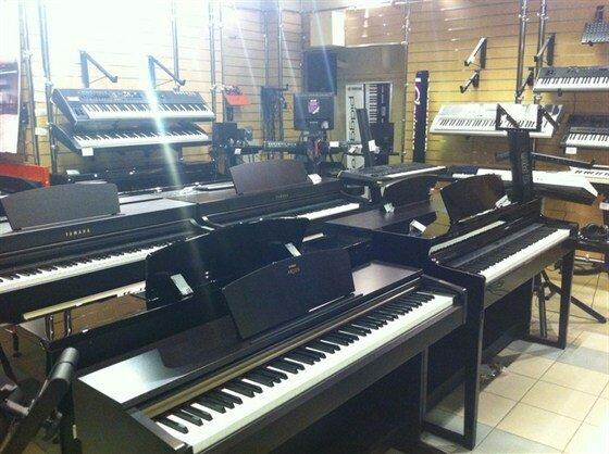 музыкальный магазин — Мир музыки — Москва, фото №10