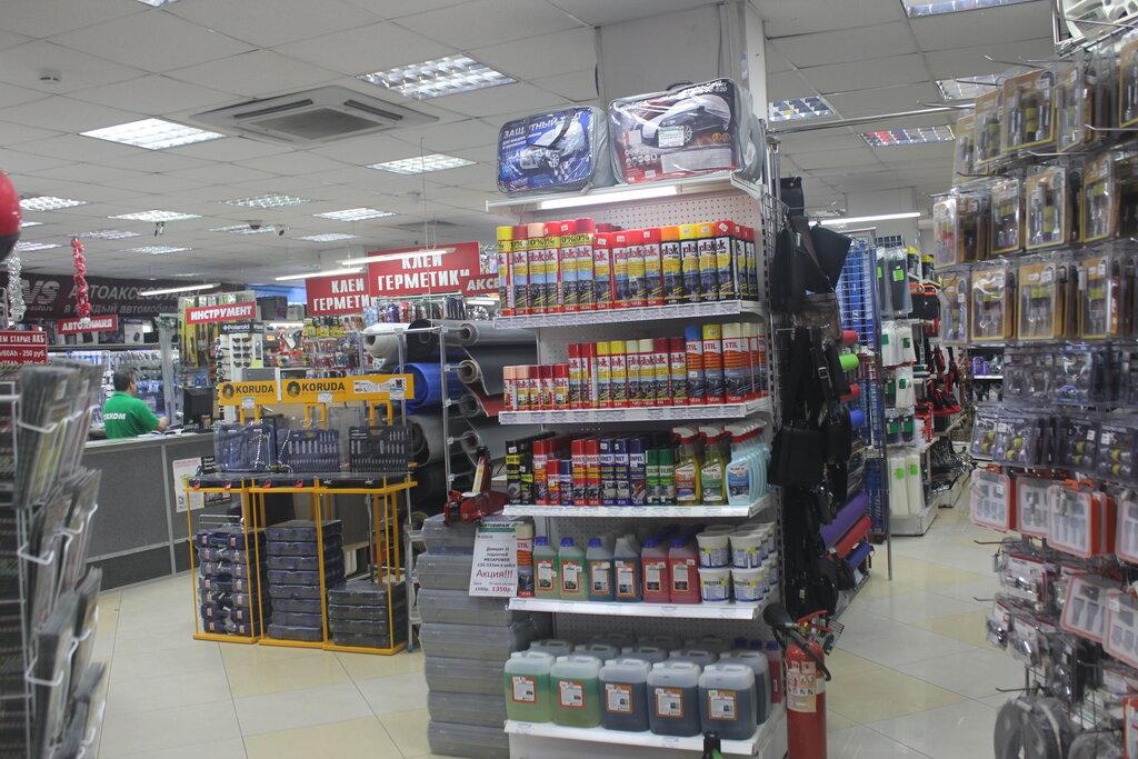 магазин автозапчастей и автотоваров — Техком — Мытищи, фото №1