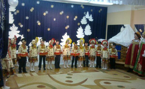 детский сад — Комплекс школа-детский сад Мир образования — Одинцово, фото №4