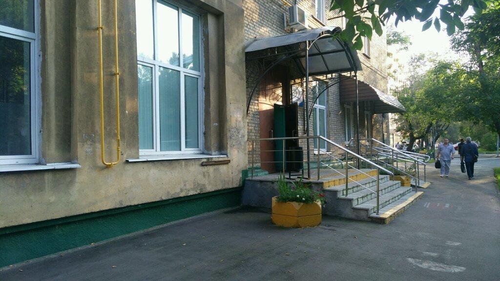 детская поликлиника — Детская городская поликлиника № 39 филиал № 3 — Москва, фото №2