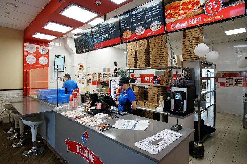 пиццерия — Domino's Pizza — Минск, фото №7