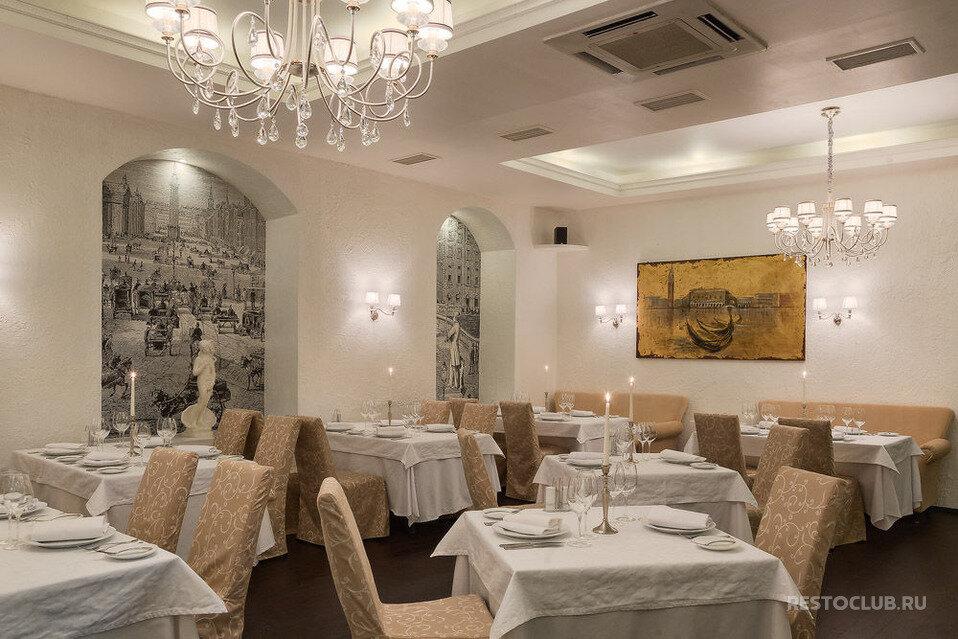 ресторан — Casa Di Mosca — Москва, фото №6