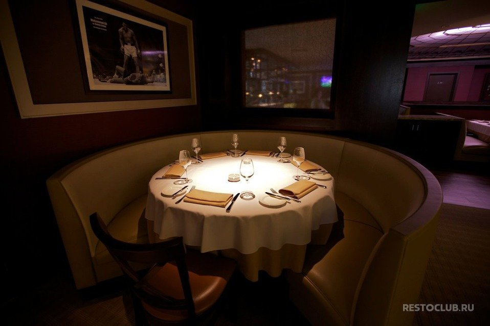 ресторан — Chicago Grill & Bar — Москва, фото №3