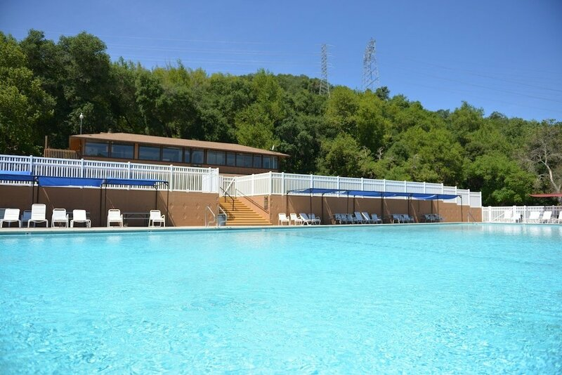 Morgan Hill Rv Resort - Campsite