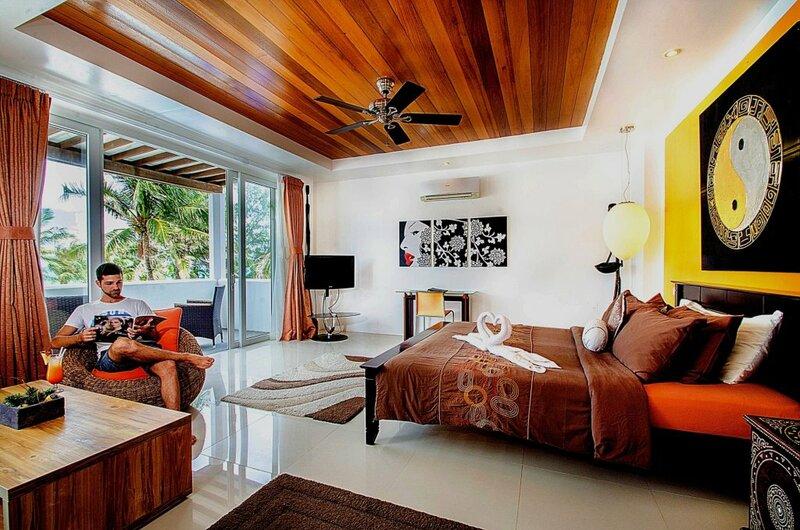 The Sun Villa Beachfront Resort & SPA