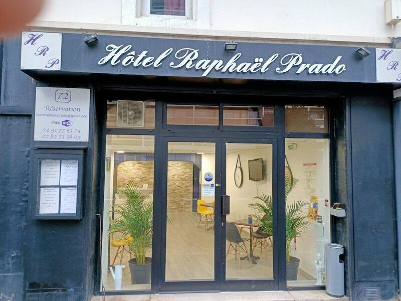 Hotel Raphael Prado