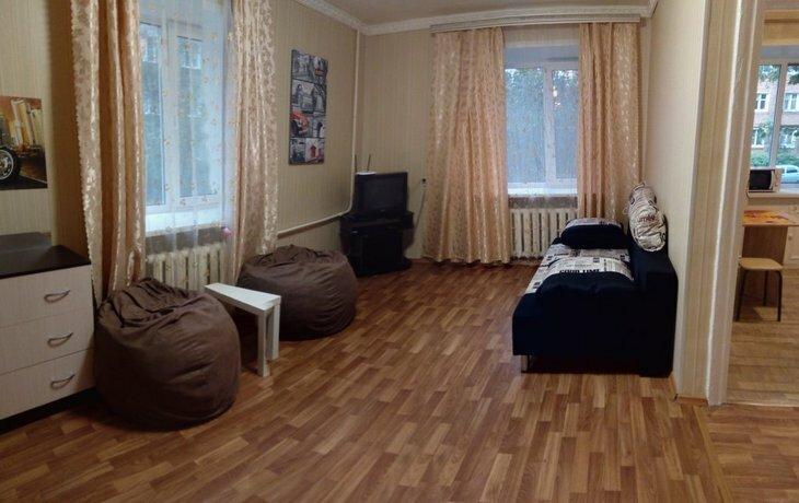 Апартаменты на Лизы Чайкиной 11 А