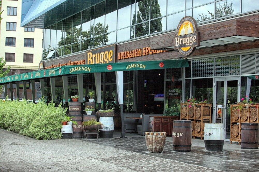 готель — Favor Park Hotel — Київ, фото №1