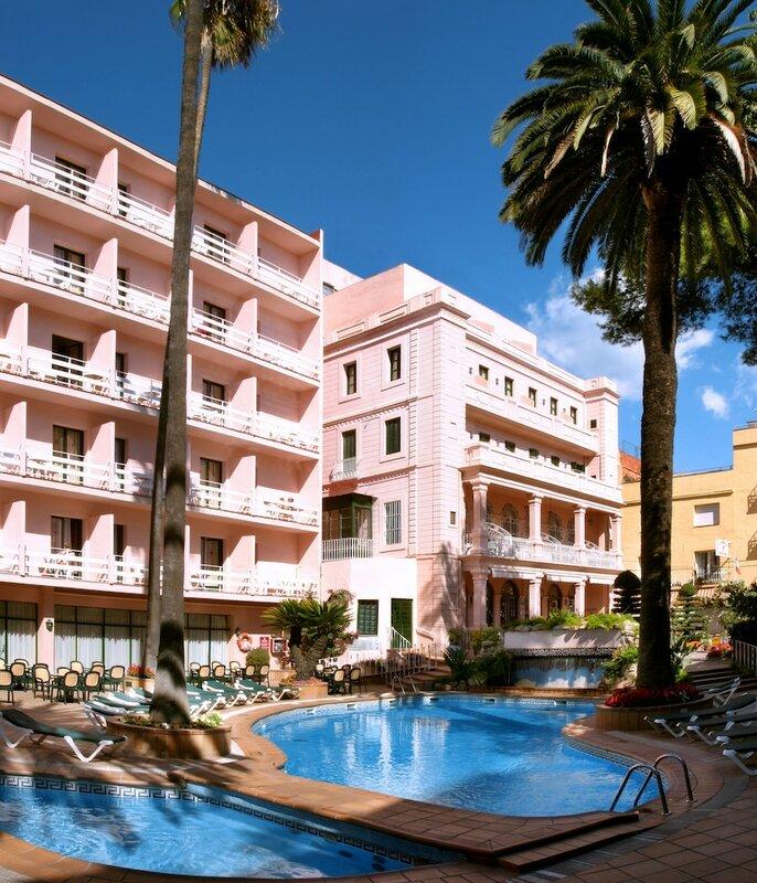 Apartaments Sol Ponent EN Lloret De Mar