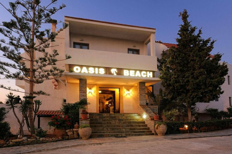 Oasis Beach Hotel Adults Only