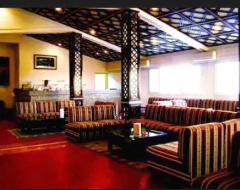 Отель Moulay Yacoub