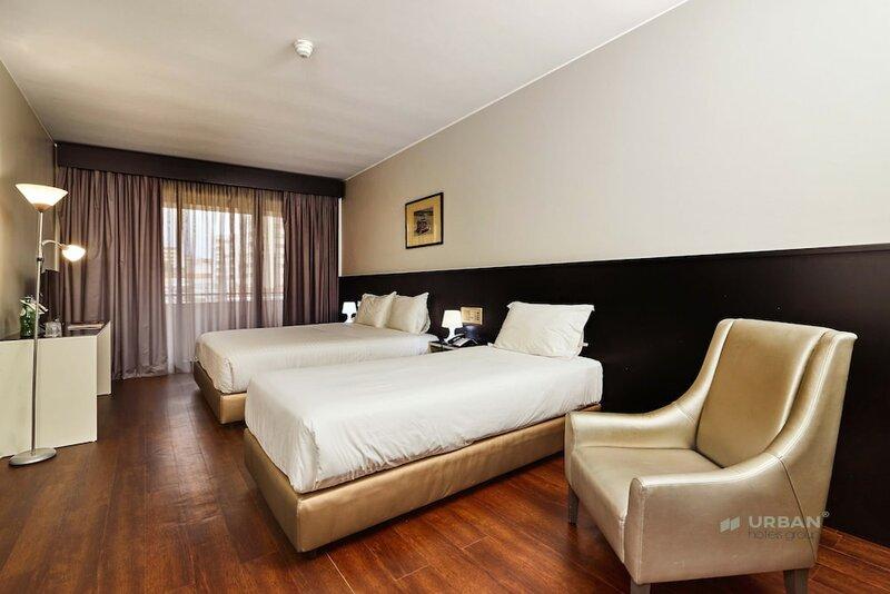 Отель Urban Hotel Estacao