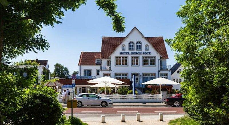 Hotel Gorch Fock