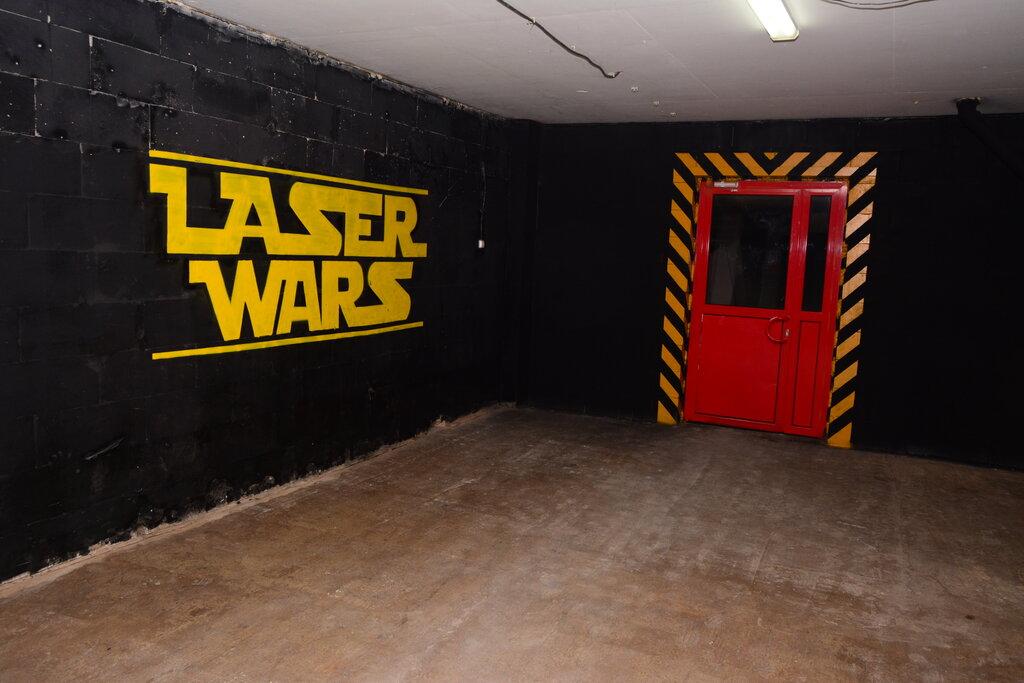 лазертаг — Laser Wars — Самара, фото №2