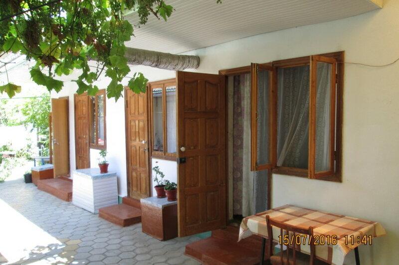 Гостевой дом на Лермонтово 99
