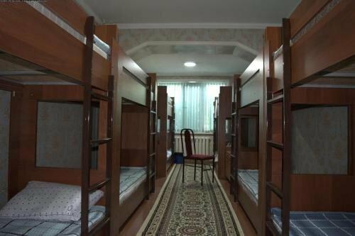 Cbt Osh Tourist Info Office & Hostel