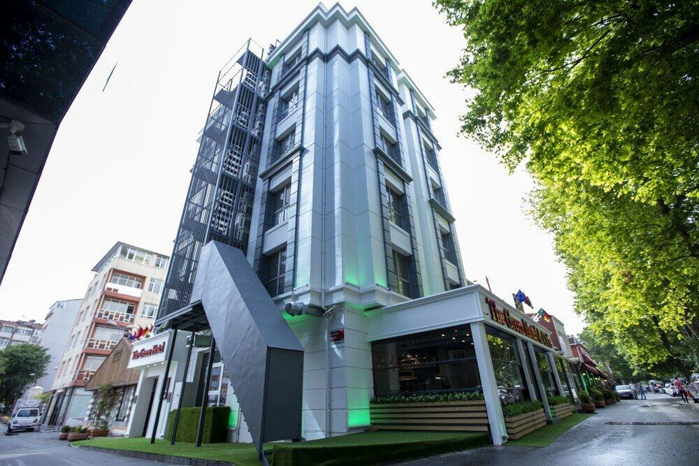 otel — The Green Otel — Fatih, photo 2
