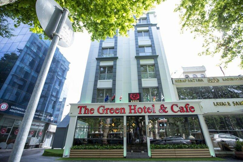 The Green Otel