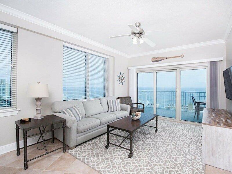 15th Floor Beachside Resort 2 Bedroom Condo