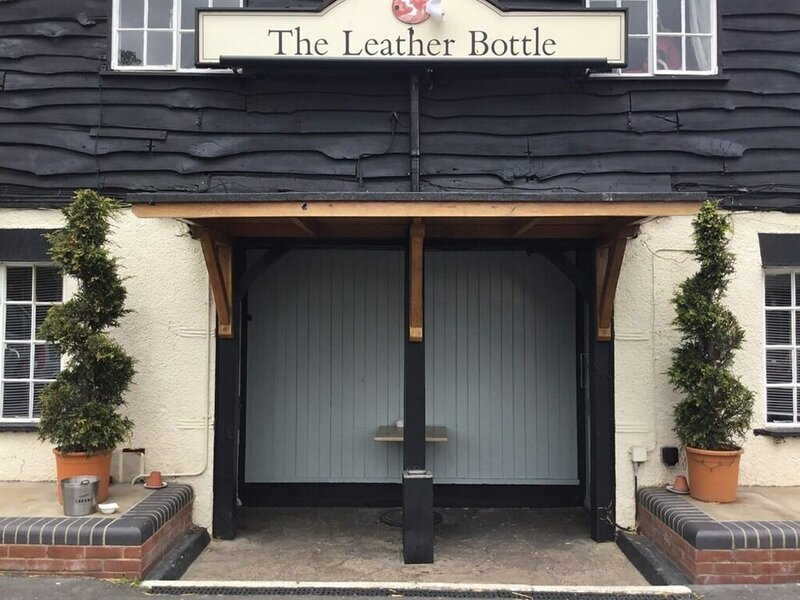 The Leather Bottle