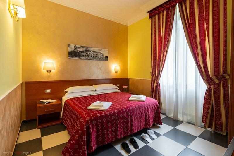 Отель Centro Cavour