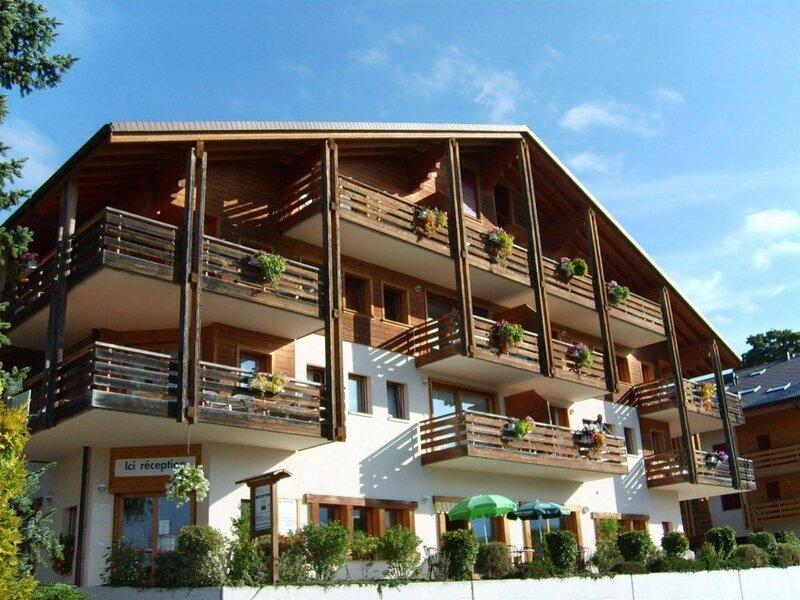 Castel Club Leysin Parc Resort