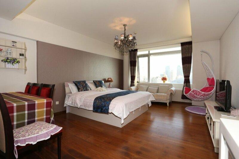 Tianjin Jinta Roman Holiday Superior Apartment Hotel