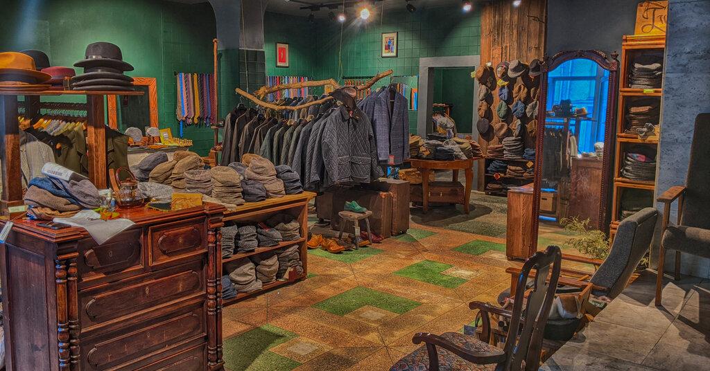 магазин головных уборов — Tweed Hat — Москва, фото №1