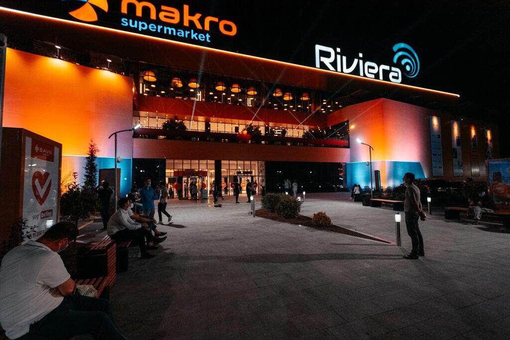 торговый центр — Ривьера — Ташкент, фото №2