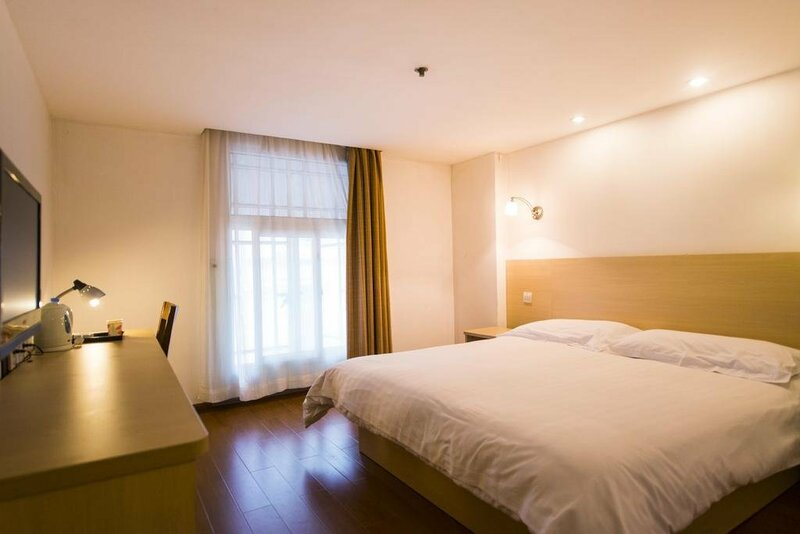 Motel Shanghai Pudong Lianyang New International Expo Centre