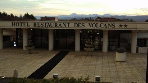 Hotel Des Volcans