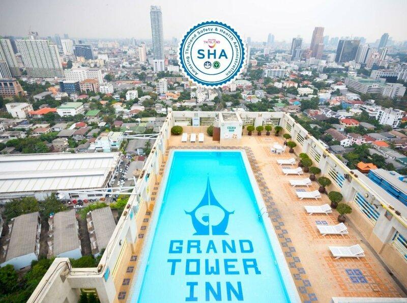 Grand Tower Inn Rama VI Hotel