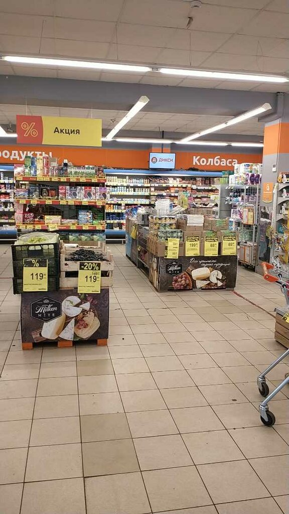 supermarket — Dixi — Shelkovo, photo 2
