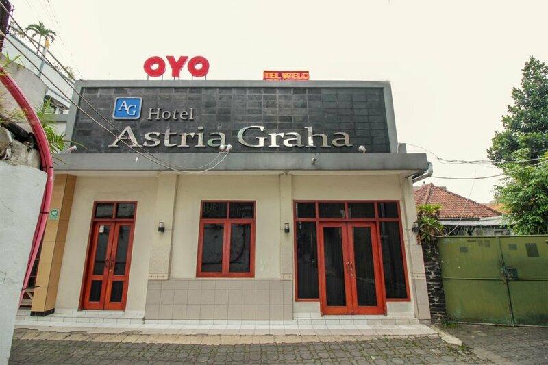 Oyo 249 Hotel Astria Graha