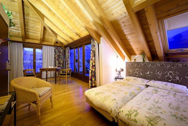 Bernina Express Rooms